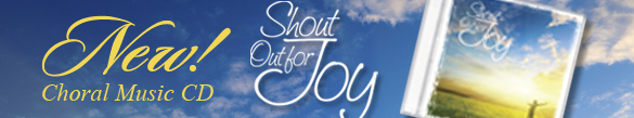 Shout Out for Joy